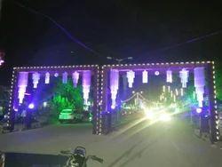 Party Lighting Decoration Service