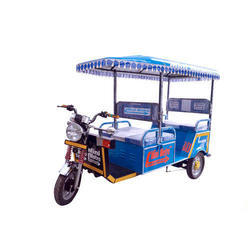 Mini Metro Battery Operated E Rickshaw