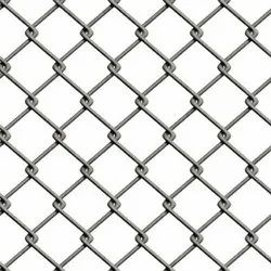 Galvanized Iron Poultry Chain Link Fencing, Packaging Type: Roll