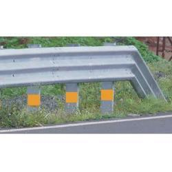 Highway W Beam Barrier