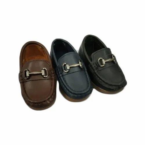 Slip On Casual Wear Baby Boy Kids Shoes