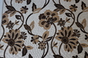 Floral Woven Upholstery Fabric