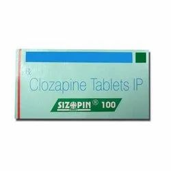 Clozapine Tablets 100 mg