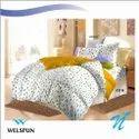 Welspun Symphony Double Bed Sheet, Size: 224 Cm X 254 Cm