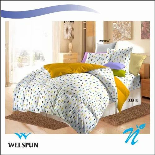 Welspun Symphony Double Bed Sheet Size, How Big Is A Double Bed Sheet In Cm