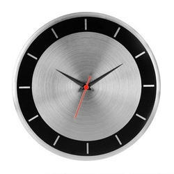 Round Steel Wall Clock