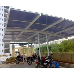 Bike Parking Shed