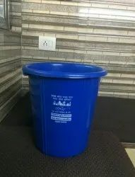 WoodWorth Open Top Plastic Dustbins, Size: 5 Ltr, 7ltr, 10 Ltr