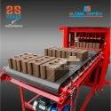 Automatic Soil Interlock Brick Making Machine