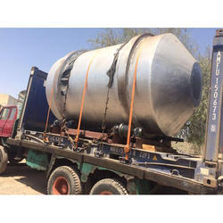 Rotary Furnace For Battery Recycling Machine