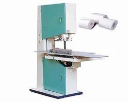 Toilet Roll Slicer Machine