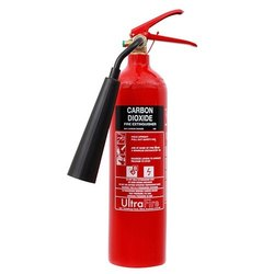 ABC CO2 Type Fire Extinguishers, Capacity: 2Kg