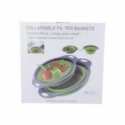 Collapsible Filter Basket (Colander)