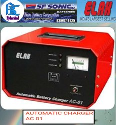 AC 01 Elak Automatic Battery Charger