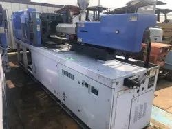 JSW 100 TON INJECTION MOLDING MACHINE