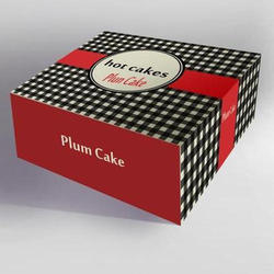 Mono Carton Plum Cake Box