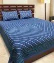 Dashing Look pure cotton Jaipuri Bedsheet