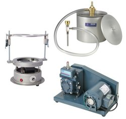 Vacuum Pycnometer Rice Test Apparatus