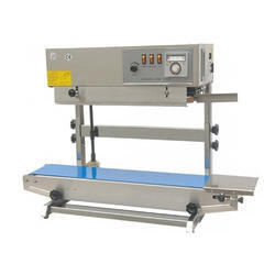 Vertical Band Pouch Sealing Machine