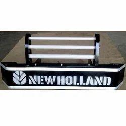 10x150x750 Inch New Holland Bumper