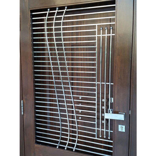 Ss Door Grill At Rs 360 Kilogram Sector 9 Gurgaon