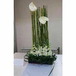 Natural Flower Bouquet  Decoration Service