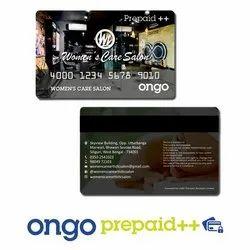 Reward Card, Size: 85.5 X 54 Mm