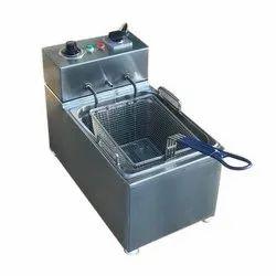 Electric Deep Fryer 13 Liter Commercial Tabletop Restaurant Fry Basket BP