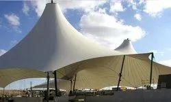Gazebo Tensile Fabric Structure