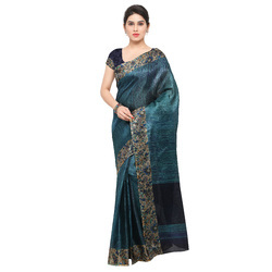 Maheshwari Cotton Printed Party Wear Kalamkari Saree