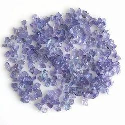 Natural Tanzanite Rough Loose Gemstone