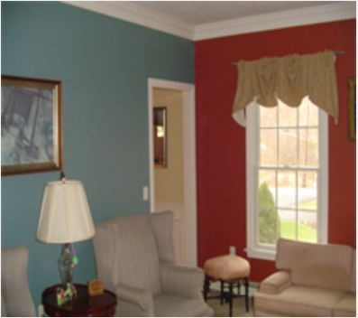 Paint For Interior And Exterior Walls