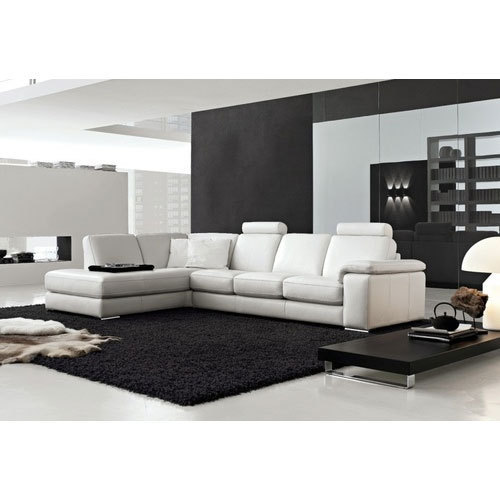 Leather Lounge Sofa