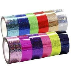 Holographic Self Adhesive Tapes