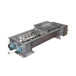 Stainless Steel Belt and Screw Conveyors