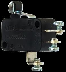 VMS Roller Screw Type Microswitch