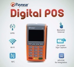 Card Swipe Machine - Credit Card Machine Latest Price