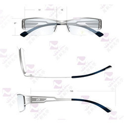 SP020 Metal Optical Frames