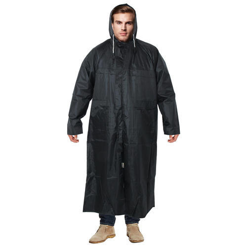 durable service outlet store choose newest Black Men Duckback Rider Raincoats, Sakaria Distributor   ID ...