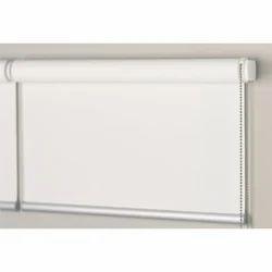 White Horizontal Roller Window Blind, Size: 240 X 300 Cm