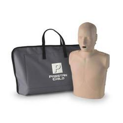 Child training with CPR Monitor