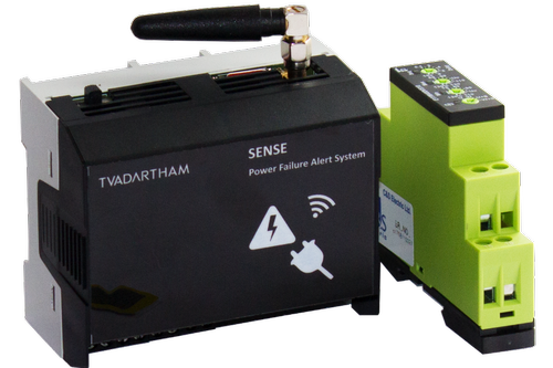 Three Phase Power Failure Alert System