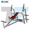 Olympic Incline Bench Gym Machine