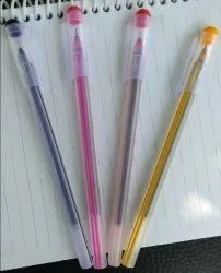Direct Filled Plastic Ball Pen, Packaging Type: Packet, For Promotional Pen