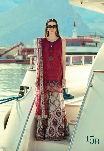 1cd63b90a2 Maria B Lawn 2019 Suits at Rs 4800 /piece | Pakistani Lawn Suit | ID ...