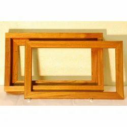 Teak Wood Window Wooden Frame