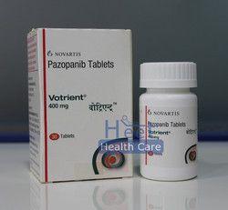 Votrient 400 mg Pazopanib