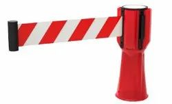 Retractable Traffic Cone Topper , Belt Length -3 Mtr
