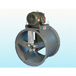 V-  Belt Axial Flow Fan