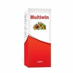 Multiwin Syrup, Packaging Size: 200 mL